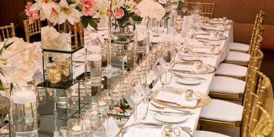event decor table